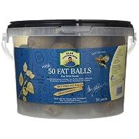 Alan Titchmarsh fat balls wild bird foot all sizes stocked
