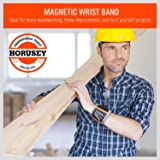 HORUSDY Magnetic Wristband,with Strong Magnets