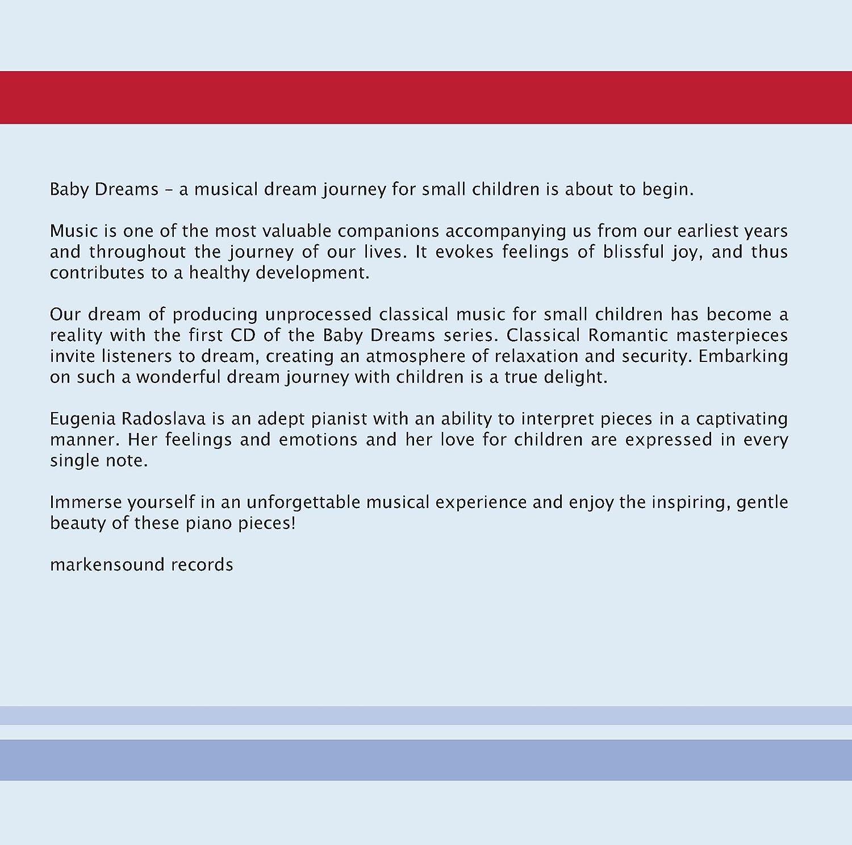 Baby Dreams 1  Musica classica per neonati e bambini - pianoforte