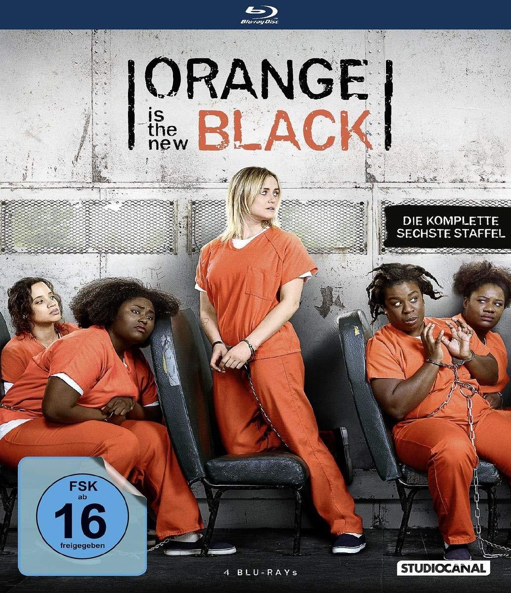 Die Orange The New Black