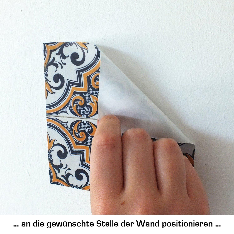 Cuadros Lifestyle Dekorative Stickerfliesen mit Tollen Motiven und ...