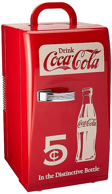 Coca Cola Fridge >> Coca Cola Retro Fridge