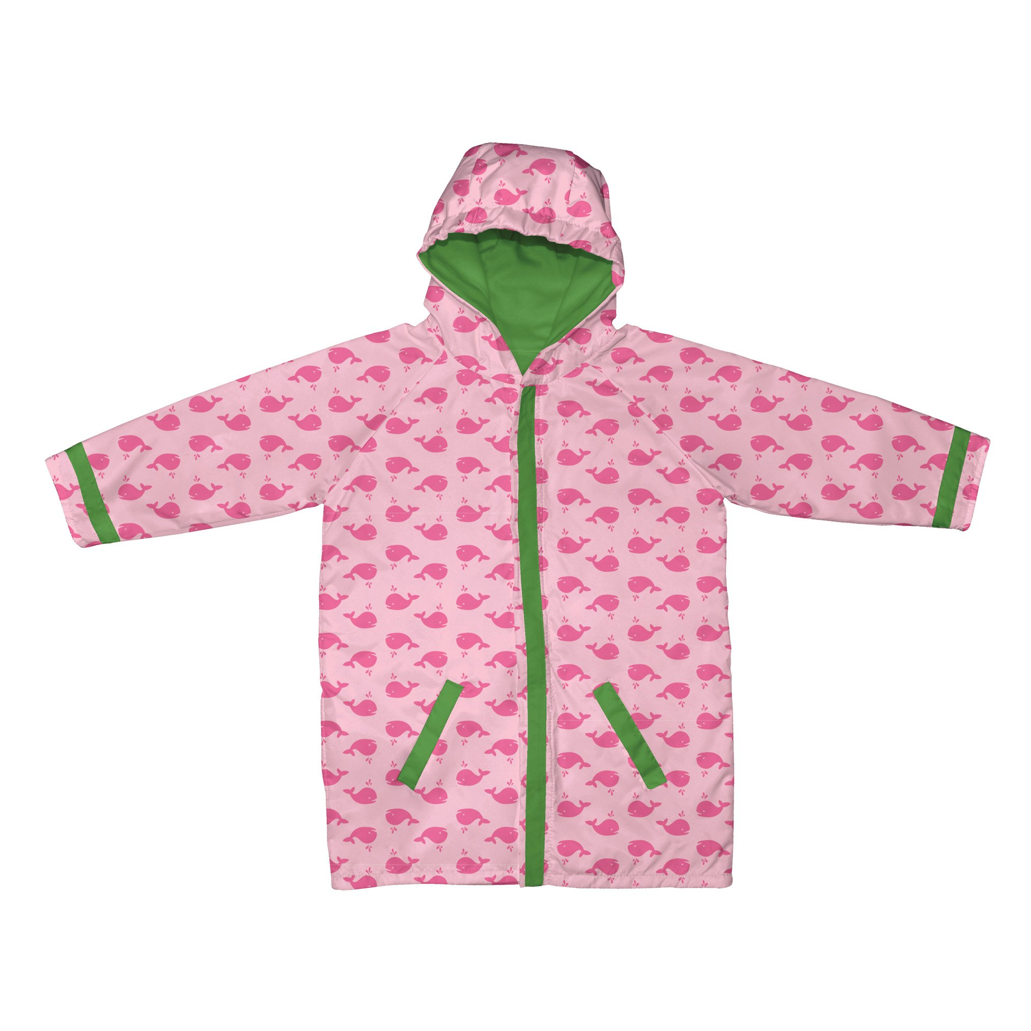 i play. Midweight Raincoat, Pink, 6 12 Months by i play.
