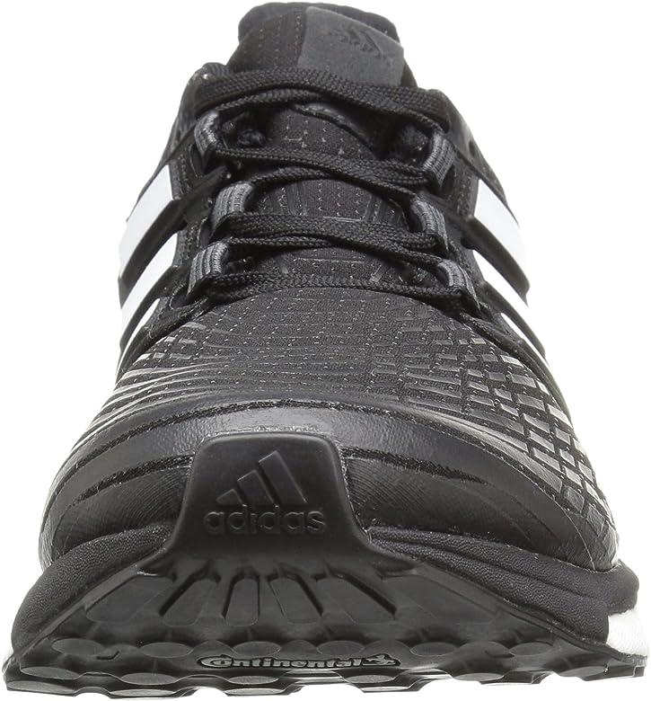 adidas Energy Boost M Zapatillas de Correr para Hombre, Color Negro, Talla 46 EU: Amazon.es: Zapatos y complementos