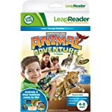Amazon leapfrog leapreader interactive world map works with leapfrog leapfrog leapreader animal adventure interactive board game gumiabroncs