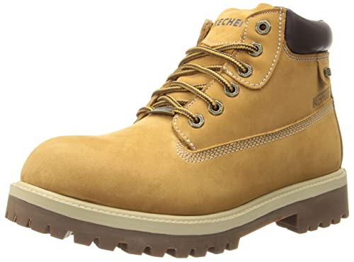 Skechers work boots