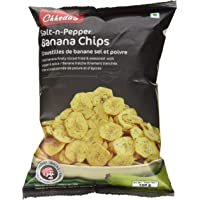 Chheda's Banana Chips, Salt-N-Pepper, 170 gm
