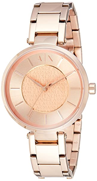 406d11405f81 Armani Exchange Women s Watch AX5317  Amazon.co.uk  Watches