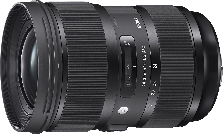 Sigma mm F DG HSM Art Objetivo para cámara réflex Nikon diámetro