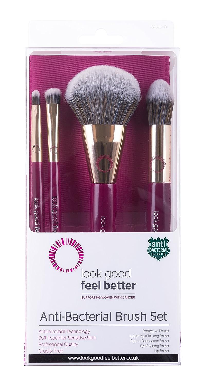 Look Good Feel Better Anti- Bacterial Brush Set Bespoke Europe Limited LGFB8041419