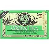 Triple Leaf Tea, Tea Bags, Green Tea, 1.34-Ounce Bags, 20-Count Boxes (Pack of 6)