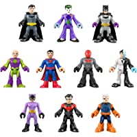 Fisher-Price Imaginext DC Super Friends Ultimate Hero Villain Match-Up Figure Set