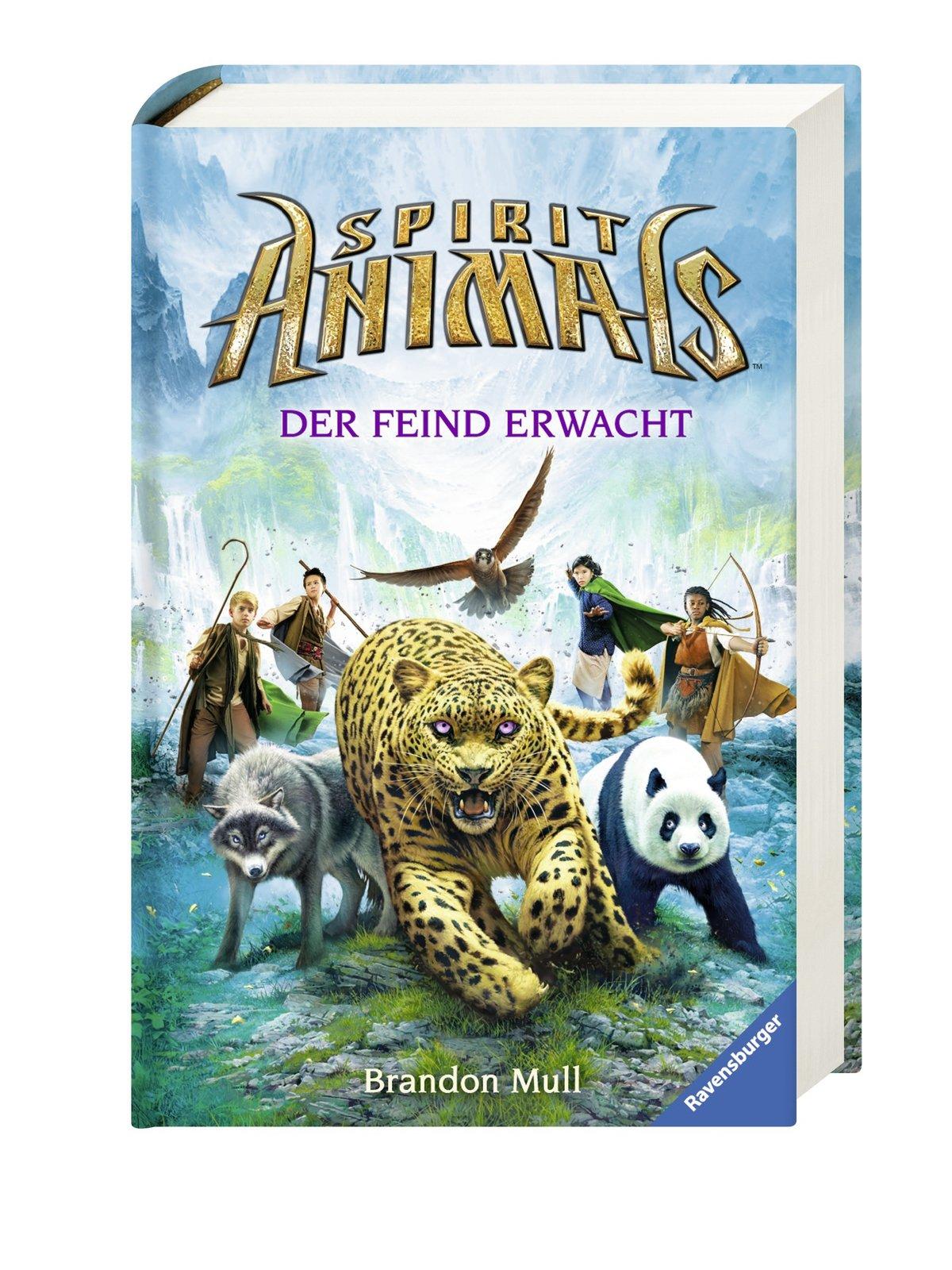 Spirit Animals, Band 1: Der Feind erwacht