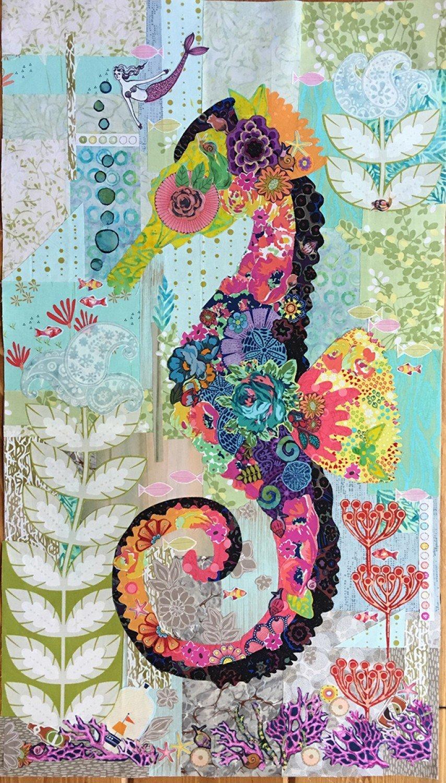 Fiberworks LHFWMT Mini Havana Collage Pattern Tumbler by Fiberworks