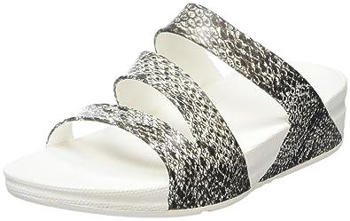 7c7f13bd640 Fitflop Women s Superjelly Twist Snake Open Toe Sandals  Amazon.co ...