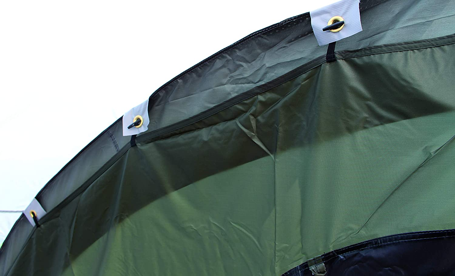 Gazebo Side Panel with Window Water Resistant compatible with the Event Shelter Deluxe XL 4.5 x 4.5 m Green Coleman Gazebo Event Shelter Sun Wall High Sun Protection 50+