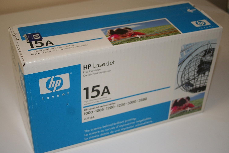 Hp Laserjet Toner C7115a Hp Laserjet 1200 Bürobedarf Schreibwaren