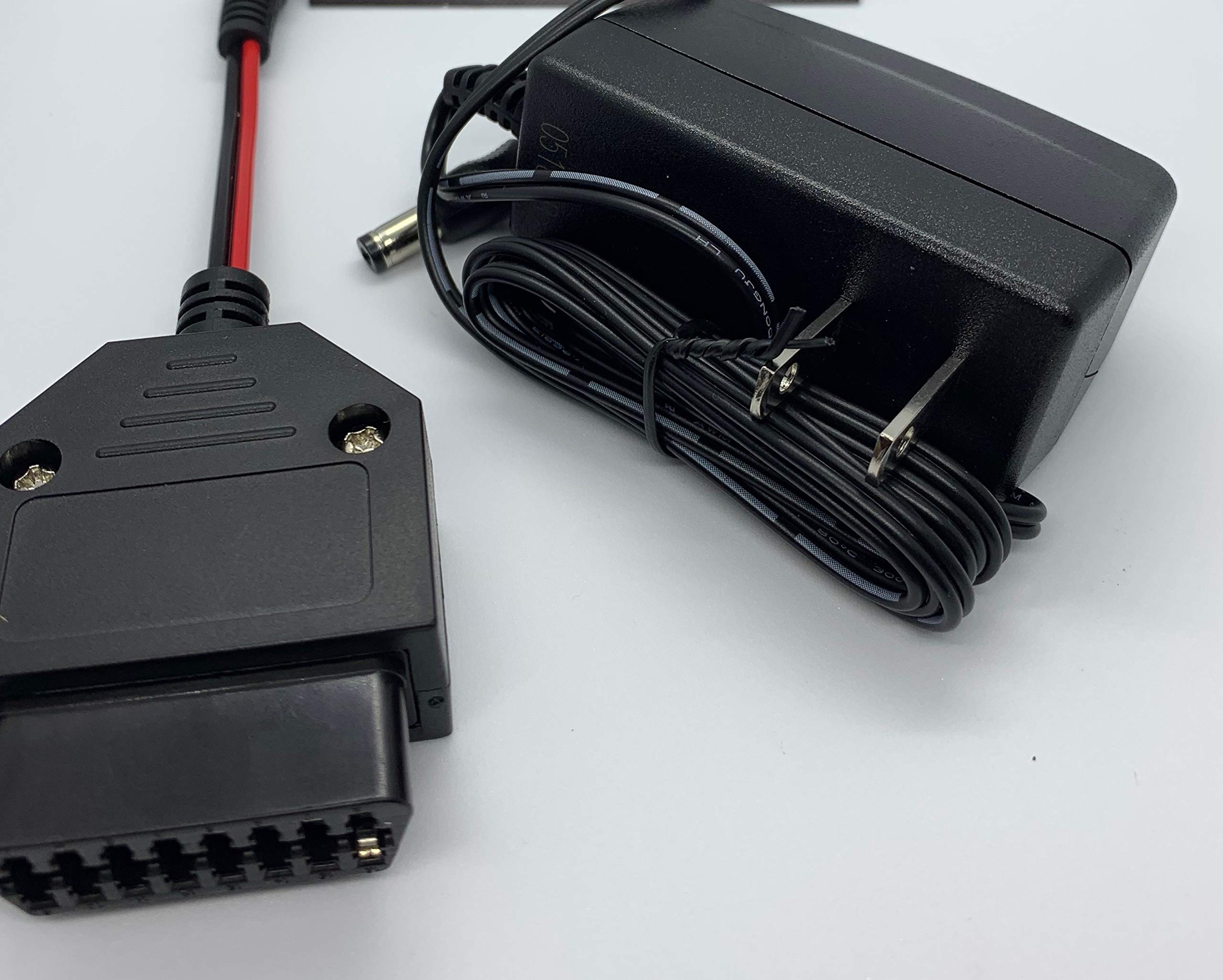 PeraltaProducts AC Adapter for AT&T ATT Harman Spark HSA-15UA-AA Vehicle Simulation Integrated