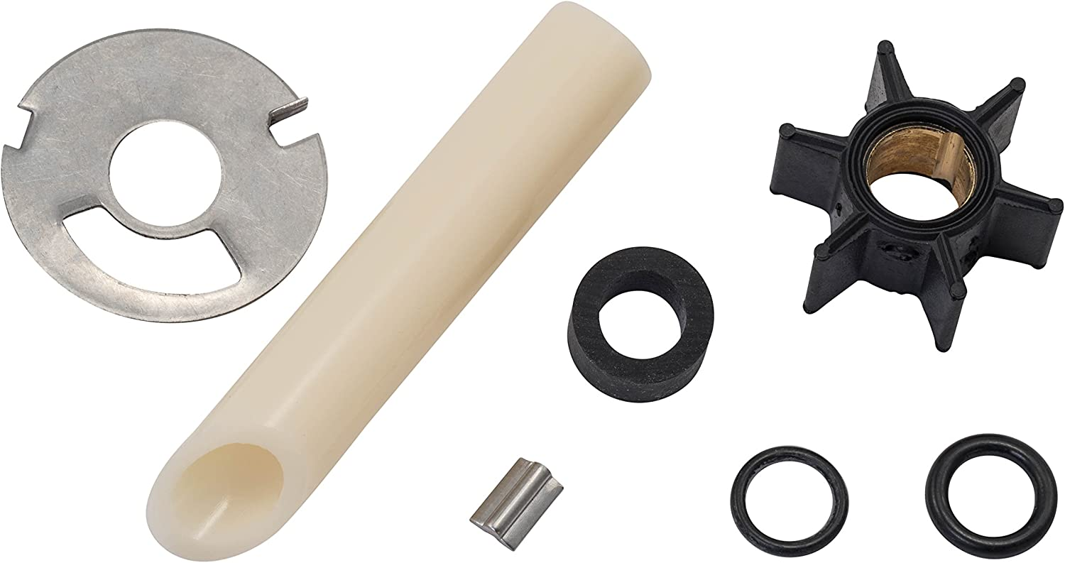 Quicksilver 89980T1 Water Pump Repair Kit - Vintage Mercury and Mariner Outboards