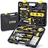 ENTAI 218-Piece Tool Kit for Home, General Household Hand Tool Set with Solid Carrying Tool Box, Home Repair Basic Tool…