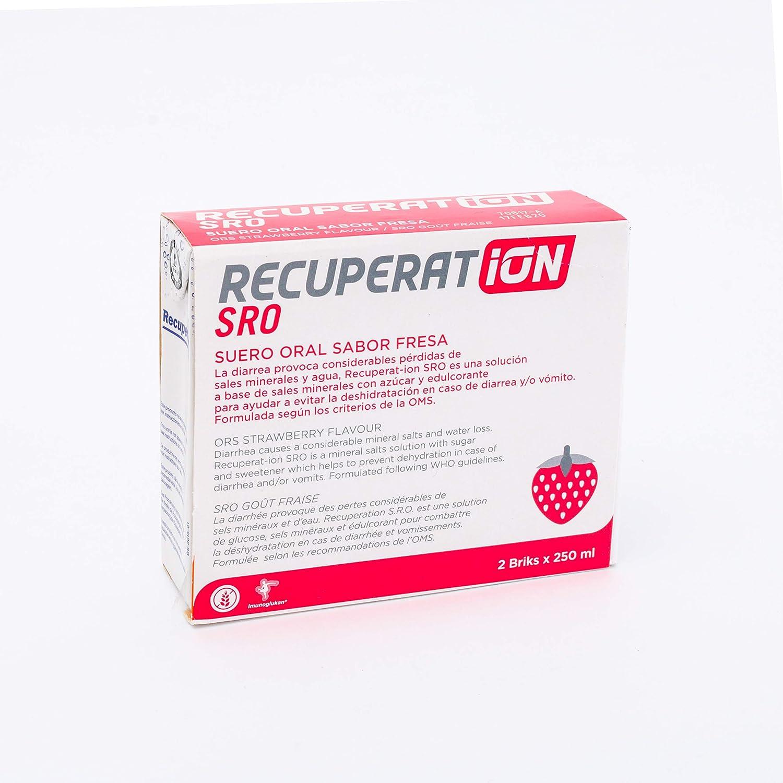 Recuperat-ion Complemento Alimenticio SRO Brick Fresa - 2 Unidades: Amazon.es: Salud y cuidado personal