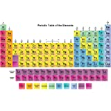 Periodic table of elements showing electron shells poster scientific periodic table of elements educational giant poster a5 a4 a3 a2 a1 a0 sizes urtaz Image collections
