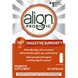 Align Probiotics Supplement, 63 Capsules, Natural Strain Probiotic Digestive Support for Adult Men and Women