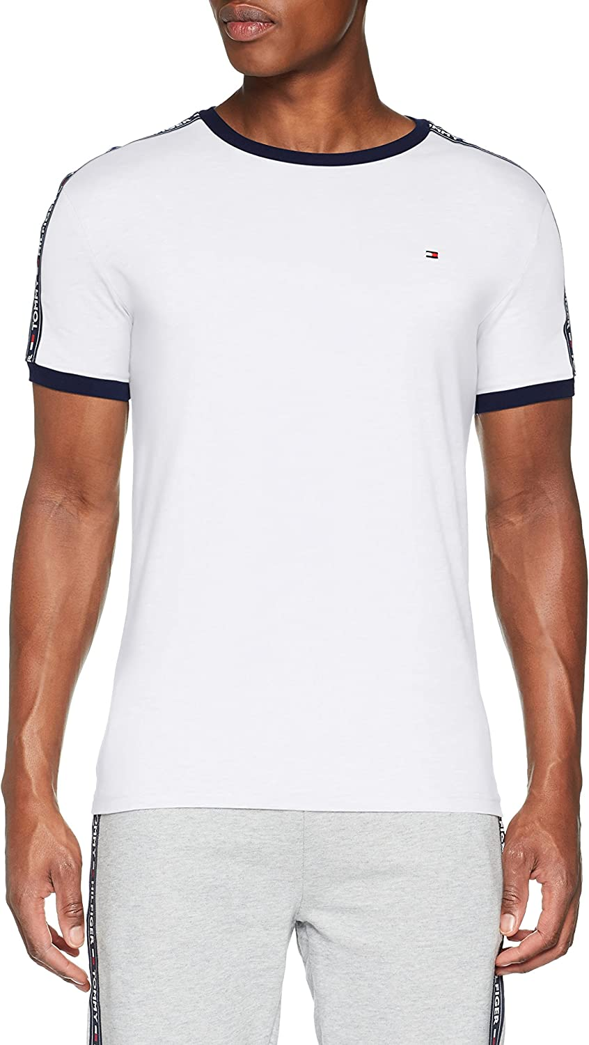 Tommy Hilfiger RN tee SS Camiseta para Hombre