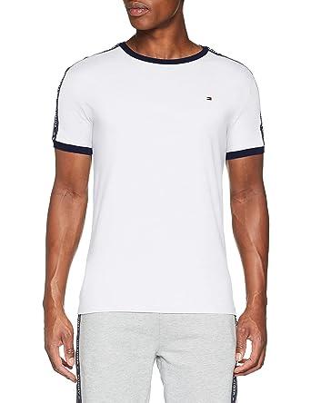6f9203c94457d Tommy Hilfiger - UM0UM00562 - Rn Tee Ss - T-shirt - Homme  Amazon.fr ...