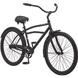 Schwinn Mikko & Huron Adult Beach Cruiser Bike, Featuring Steel Step-Over or Step Through Frames, 1, 3, 7-Speed…