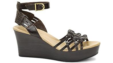 Women's Farrah Ankle Strap Wedge Sandal