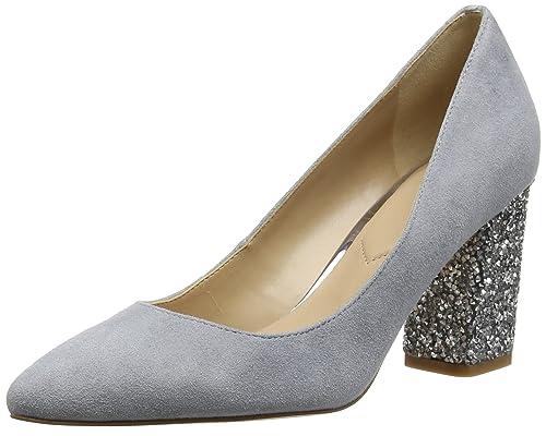 Cirenna, Zapatos de Tacón para Mujer, Azul (Light Blue), 41 EU Aldo