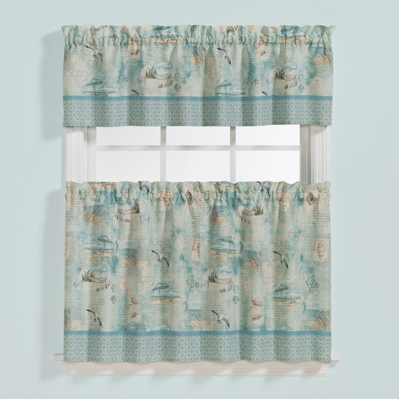 fantastic of window style size enthrall seashell nautical themed beach with winsome enchanting and valances ocean living valance intrigu kitchen inspired full theme treatments seaside coastal gripping curtains blinds beachy lighthouse