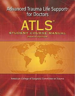 atls student course manual advanced trauma life support amazon co rh amazon co uk atls manual 10th edition atls manual 10th edition pdf