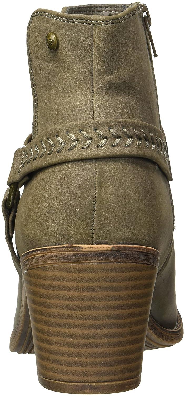 Roxy Women's Espinoza Fashion Boot B078H89WBK 6 B(M) US Olive