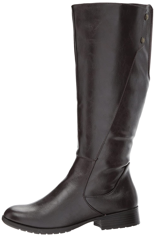 LifeStride Women's Xripley-Wc Riding US|Dark Boot B071GBKC83 8.5 B(M) US|Dark Riding Brown 8ba4f3