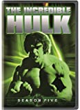 The Incredible Hulk: Season Five [DVD]