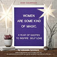 Women Are Some Kind Of Magic 2020 Wall Calendar: