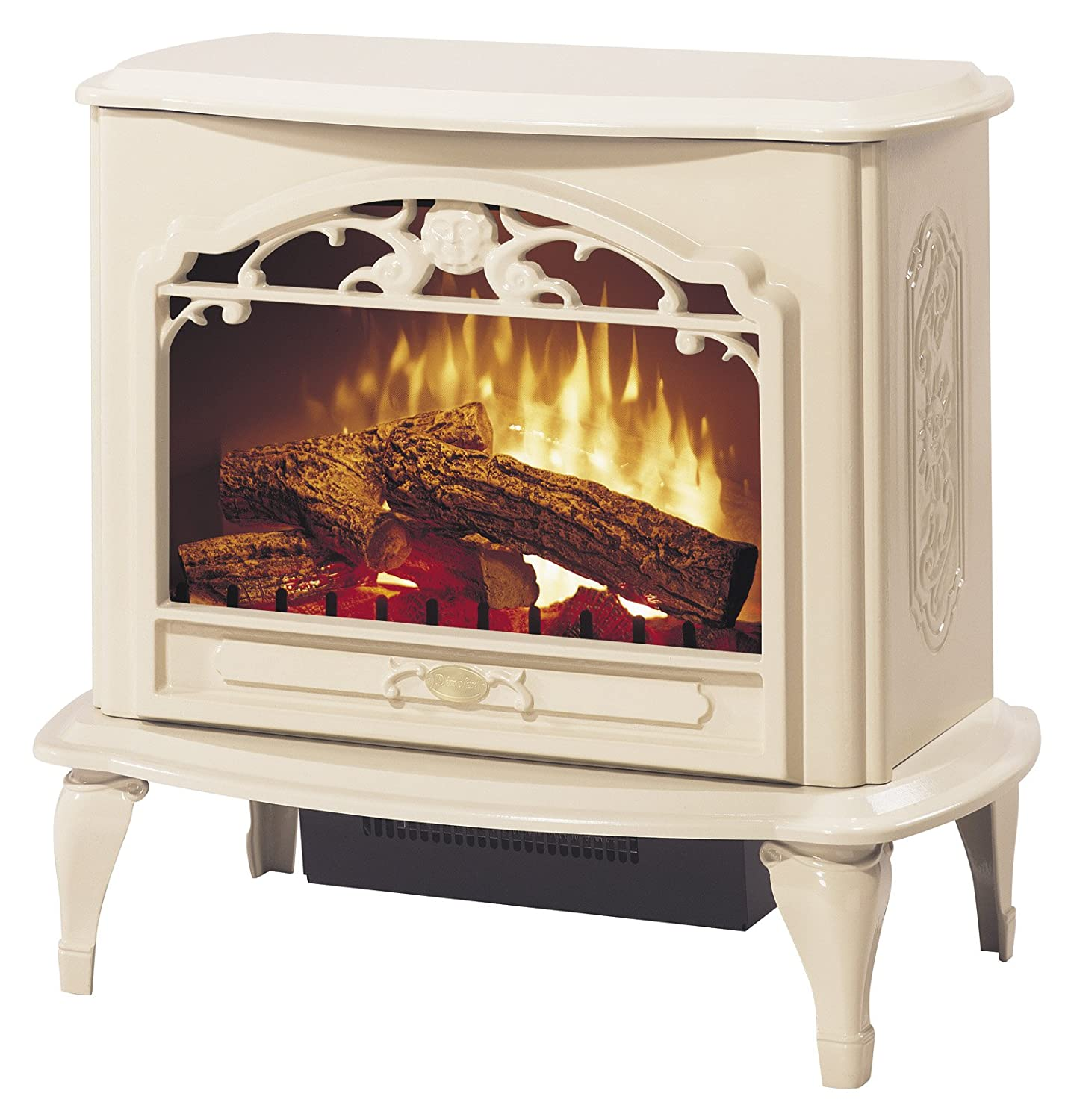 Dimplex TDS8515TC Celeste Electric Stove, Glossy Cream