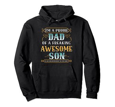 Unisex Birthday Gift Boyfriends Dad Shirt Sons Girlfriend Hoodie 2XL Black