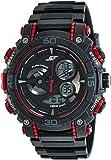 Sonata Digital Black Dial Men's Watch-77070PP03