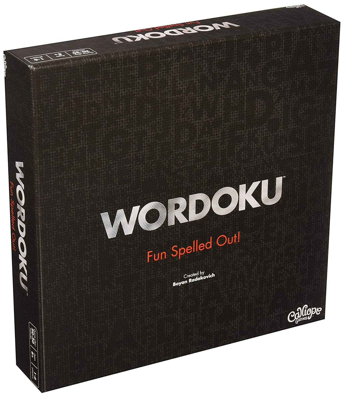 Sudoku Word Game Wordoku