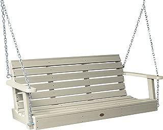 product image for Highwood AD-PORW1-WAE Weatherly Porch Swing, 5 Feet, Whitewash