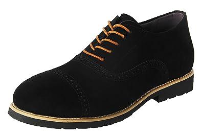 f2cd45de824c59 Amazon.com | iLoveSIA Men's Brogue Wingtip Casual Suede Formal Shoe ...