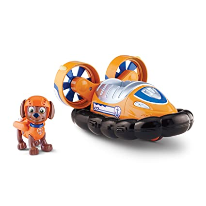 buy paw patrol zuma s hovercraft vehicle figure online at low