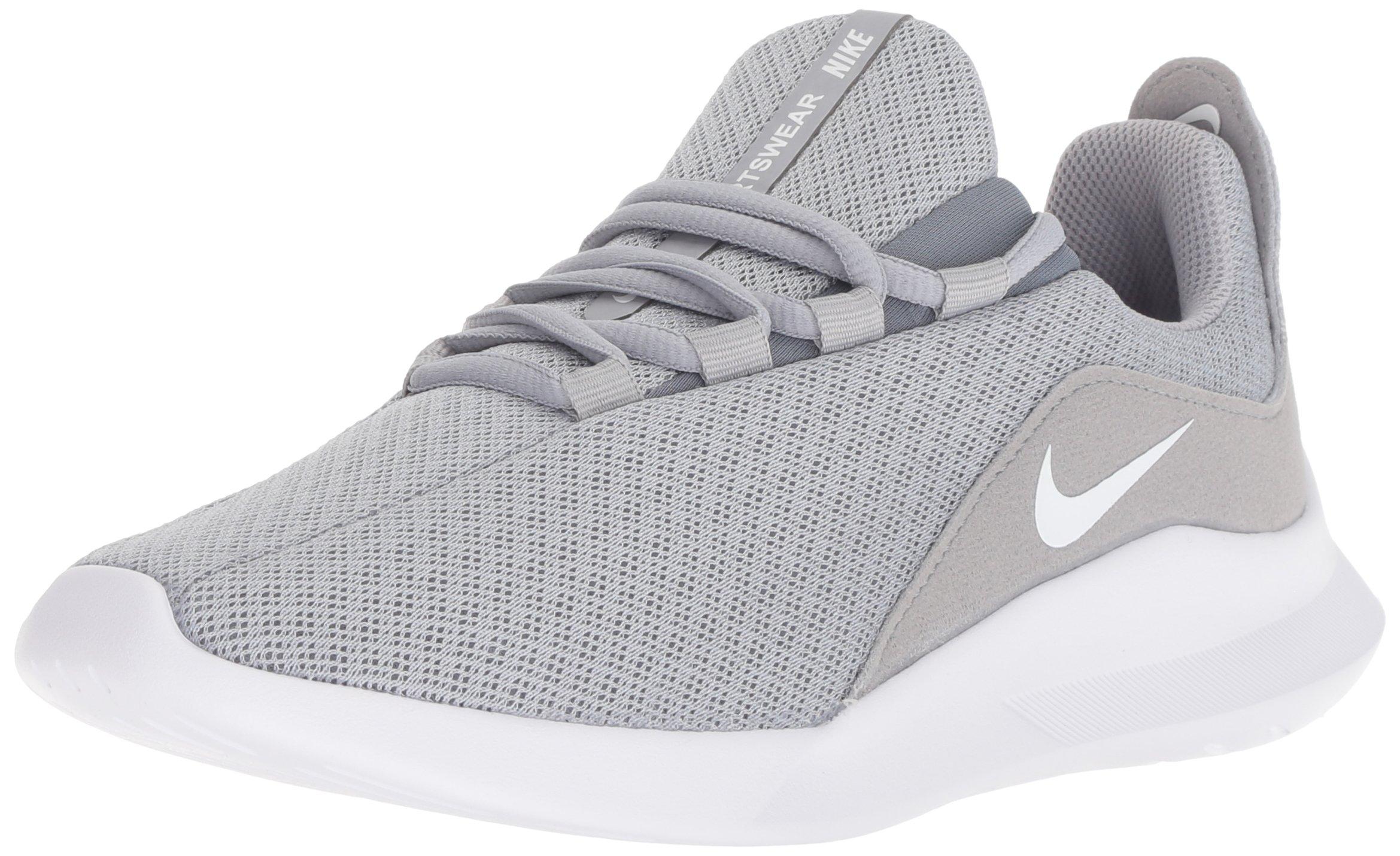 Nike Women's Viale Running Shoe Wolf White-Cool Grey, 5 Regular US