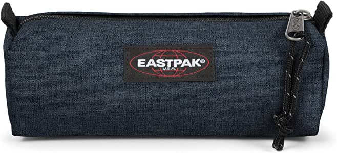 Eastpak Benchmark Single Estuche, 21 cm, Azul (Triple Denim): Amazon.es: Zapatos y complementos