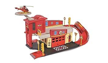 Dickie 203099623038 sam le pompier centre de secours avec