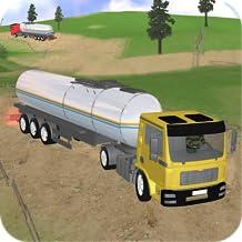 Oil Tanker Transport Truck Game
