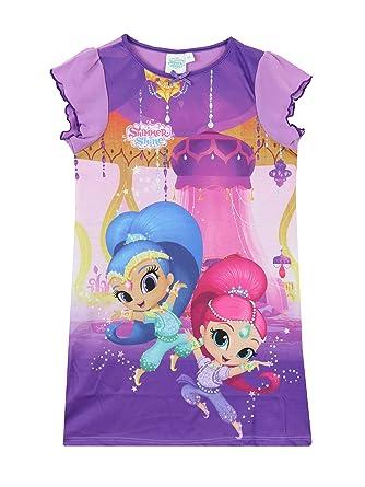Nickelodeon Shimmer And Shine Vestaglia Bambina